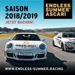 GEDLICH Racing - ES Termine 2018-2019